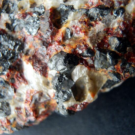 Franklinite & Zincite & Sussexite