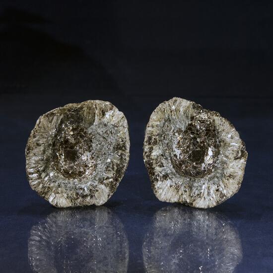 Anthophyllite Talc & Phlogopite