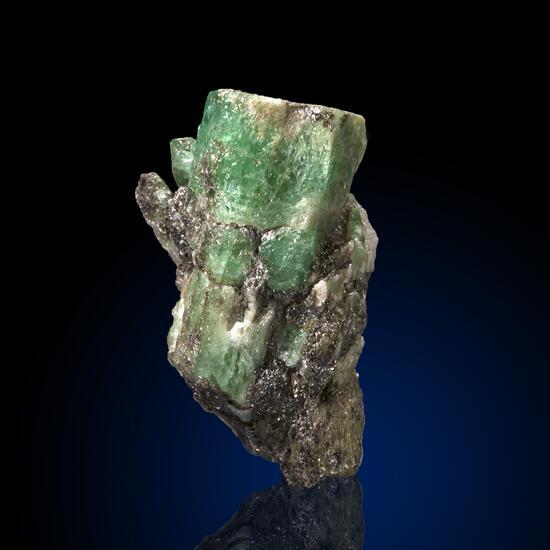 Emerald & Biotite