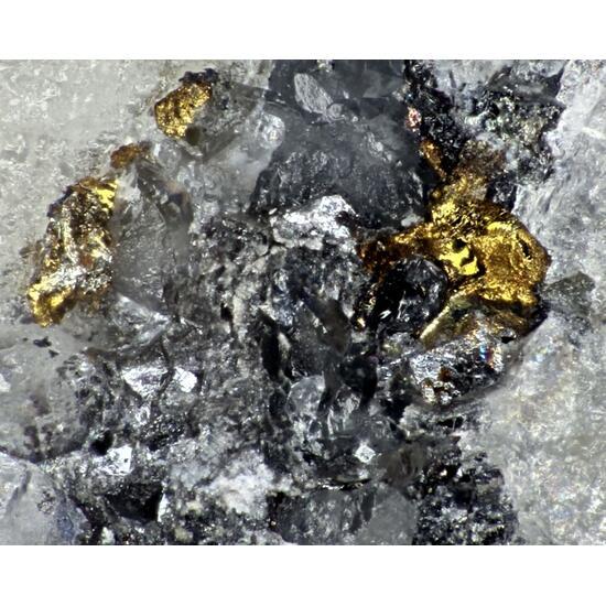 Krennerite & Gold