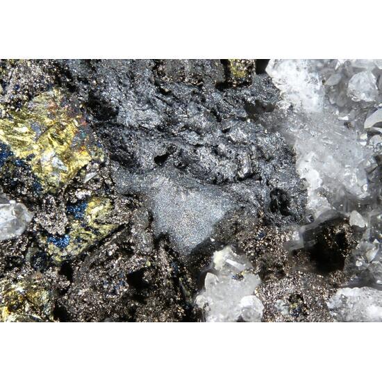 Billingsleyite & Luzonite