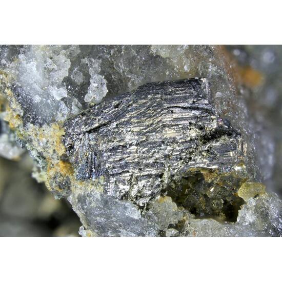 Mückeite & Millerite