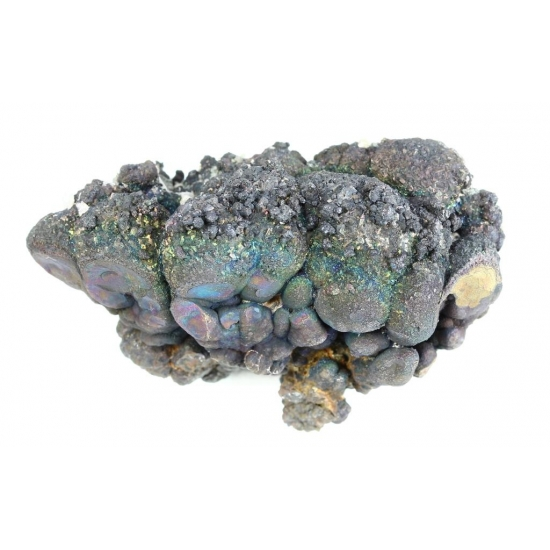 Bornite On Blister Copper