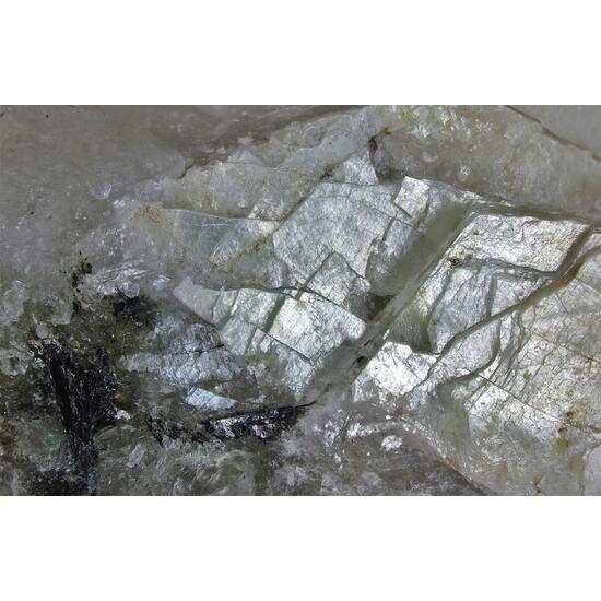 Chalcothallite & Epistolite