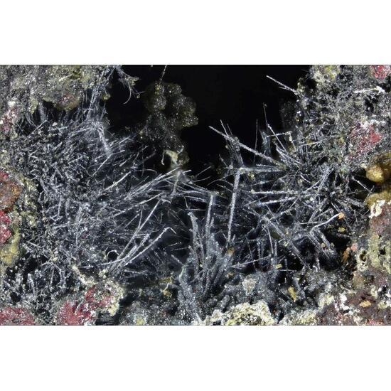 Gortdrumite & Native Mercury