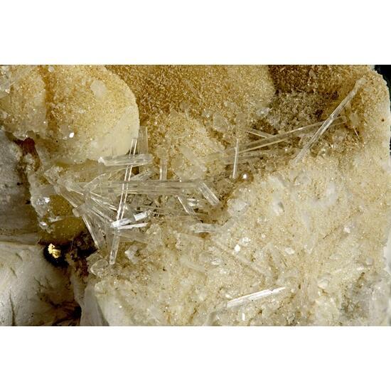 Pectolite & Natrolite