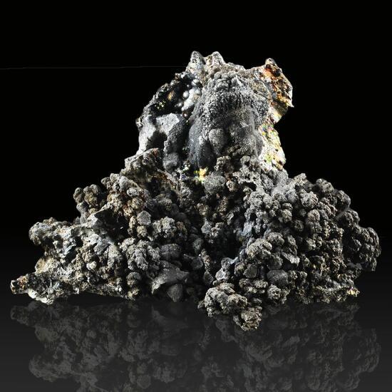 Chalcophanite Goethite Hollandite & Siderite