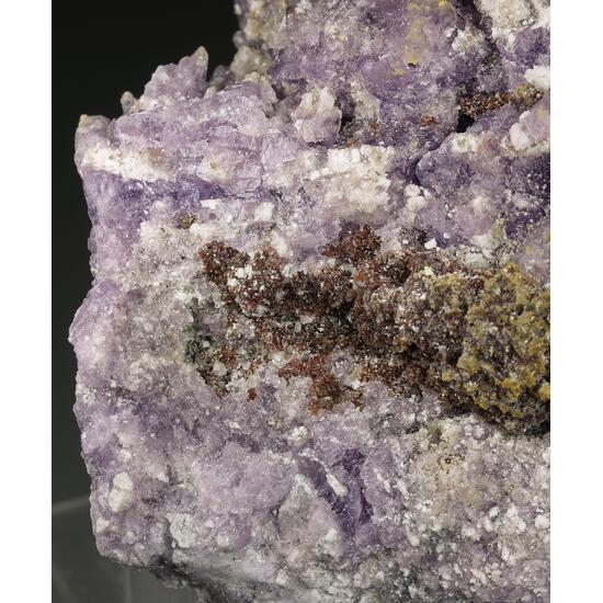 Coquimbite Krausite Römerite Halotrichite & Magnesiocopiapite