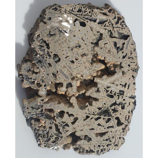 Strickblende With Sphalerite & Wurtzite