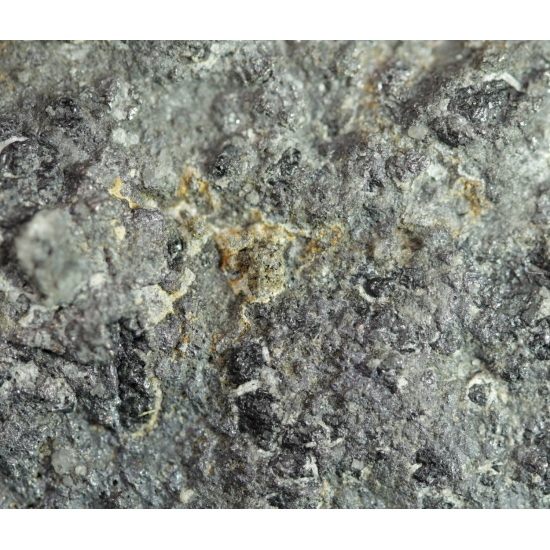 Native Gold With Pitchblende