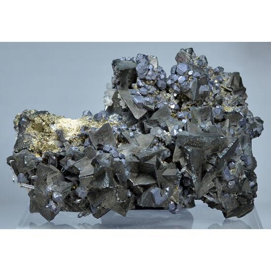 Tetrahedrite Galena Quartz & Calcite