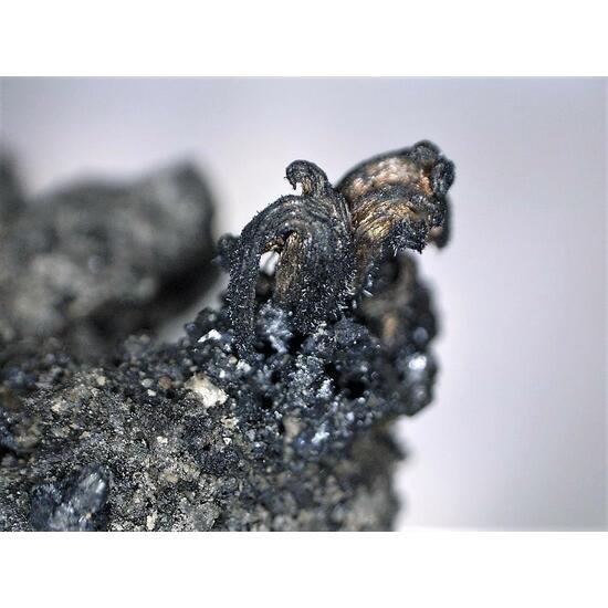 Silver Wire & Bismuthinite