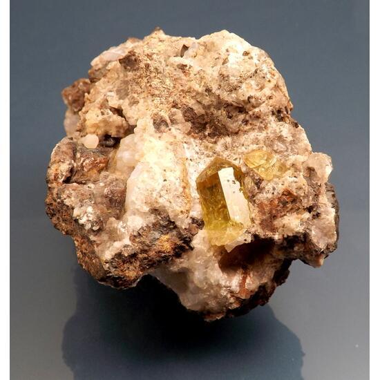 Apatite & Chalcedony