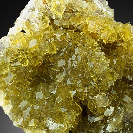 Fluorite With Dolomite