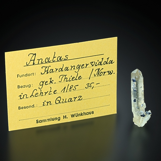 Anatase On Quartz