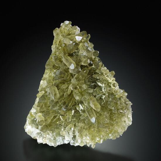 Smoky Quartz With Pyrite