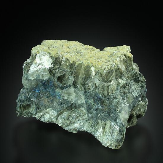 Stannite With Zinnwaldite