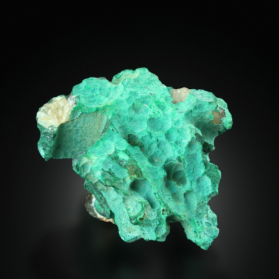 Malachite With Cerussite
