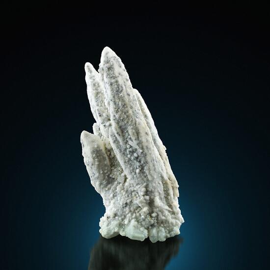 Quartz With Calcite & Pyrite