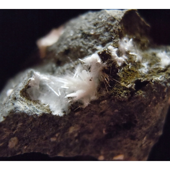 Natrolite & Celadonite