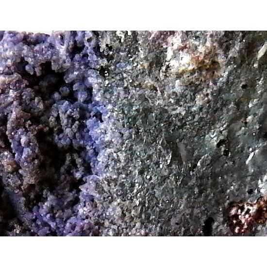 Strengite Phosphosiderite & Triplite