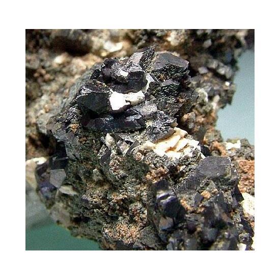 Arsenopyrite In Chlorite