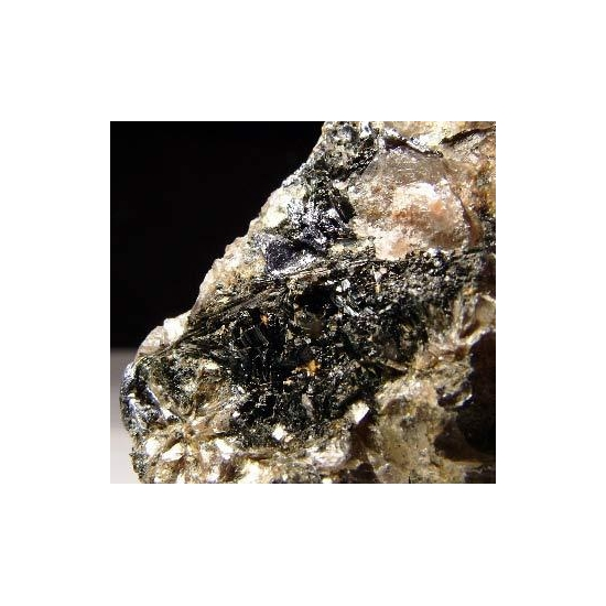 Molybdenite & Schorl