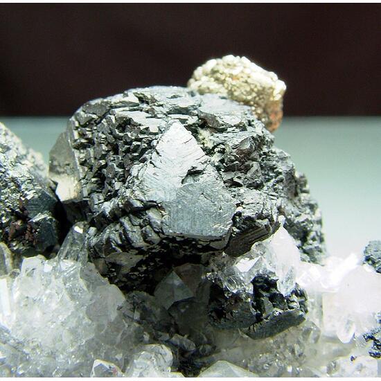 Sphalerite With Marcasite