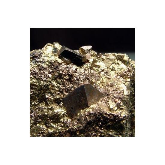 Arsenopyrite & Chalcopyrite