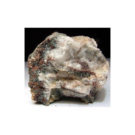Cassiterite & Hematite