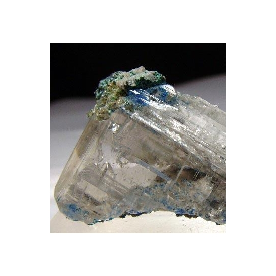 Cerussite With Linarite