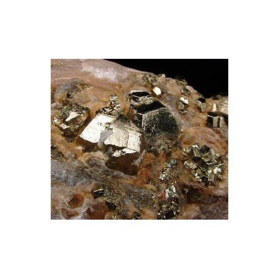 Pyrite & Talc