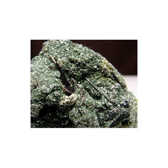 Tourmaline & Chlorite