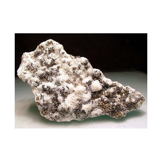 Acanthite & Sphalerite