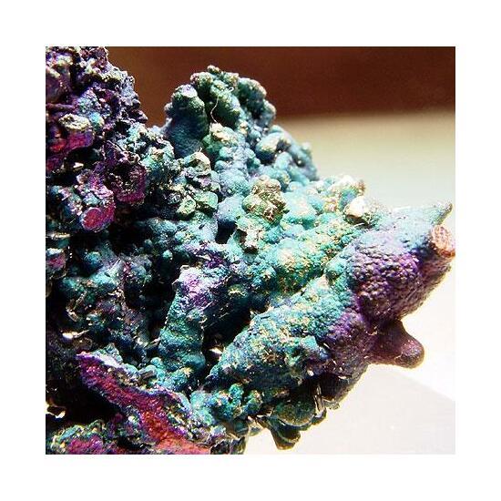 Blister Copper & Chalcocite