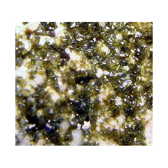 Epidote & Fluorite