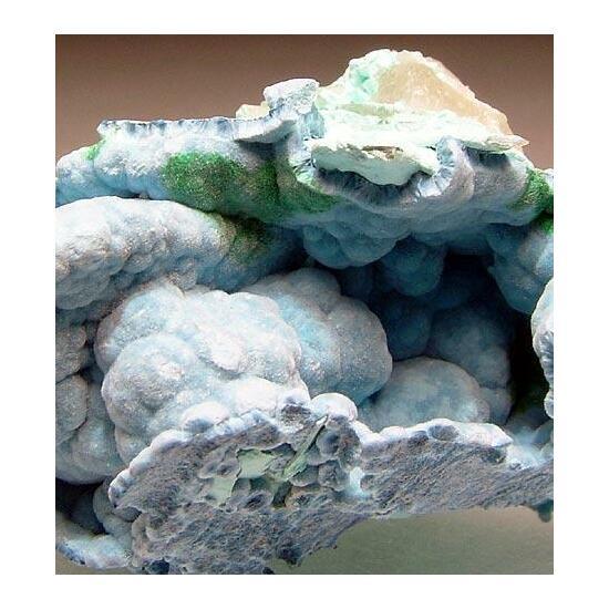 Shattuckite Plancheite Chrysocolla & Malachite