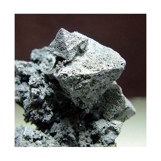 Acanthite Galena & Native Silver