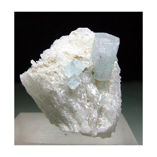 Aquamarine & Cleavelandite