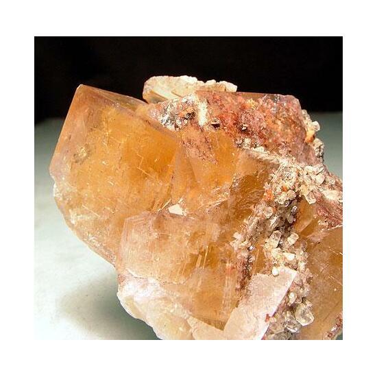 Fluorite Calcite & Ankerite