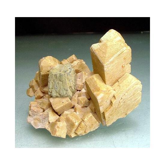 Muscovite & Orthoclase