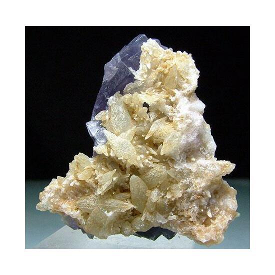 Calcite & Fluorite