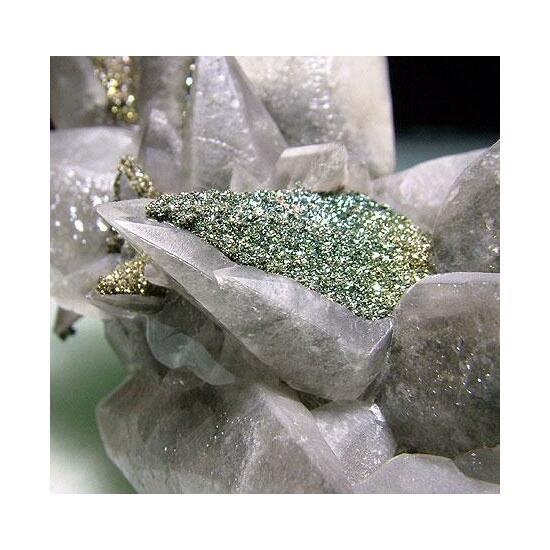 Calcite & Marcasite