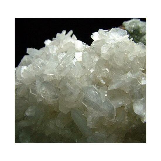 Stilbite Calcite & Heulandite