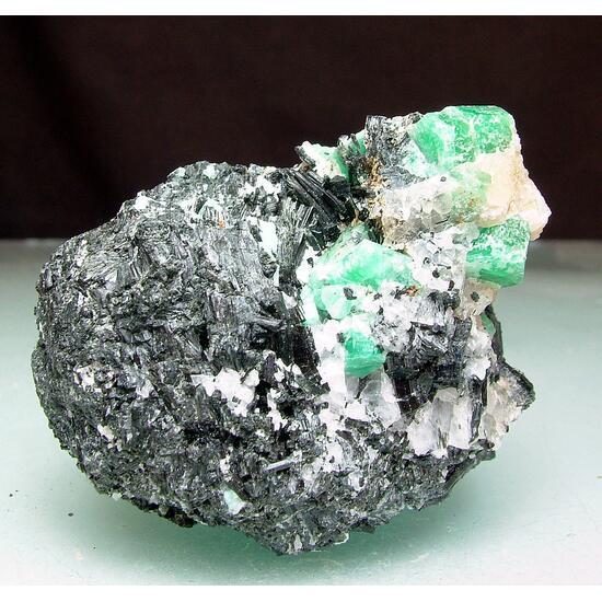 Emerald & Schorl