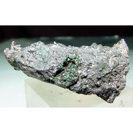 Libethenite & Goethite
