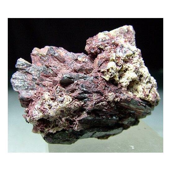 Stibnite With Stibiconite & Metastibnite