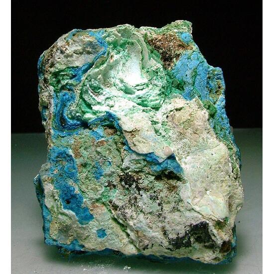 Connellite Malachite & Chrysocolla