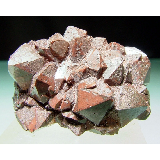 Smoky Quartz With Hematite