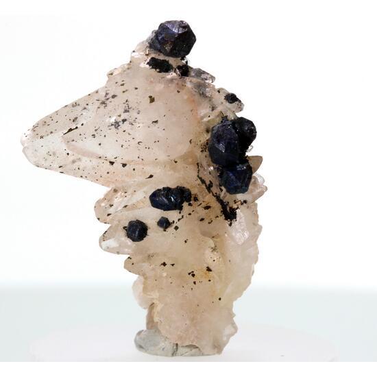Bournonite On Calcite